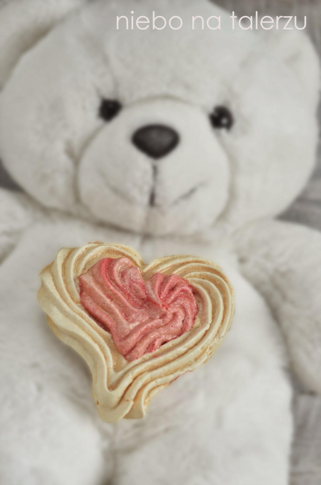 Ciasteczka serduszka na Walentynki i do dekoracji bez okazji