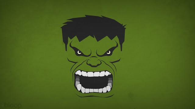 fondo de pantalla hulk