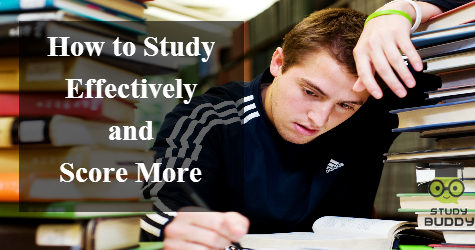 how to study effectively and regularly