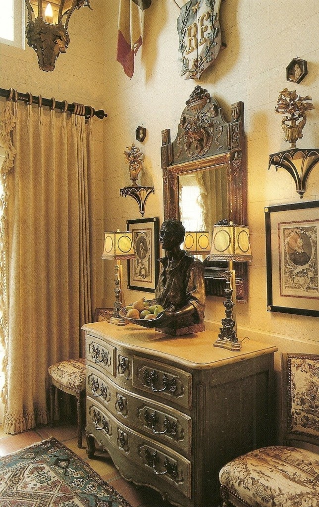 The enchanted home for Charles faudree antiques and interior designs