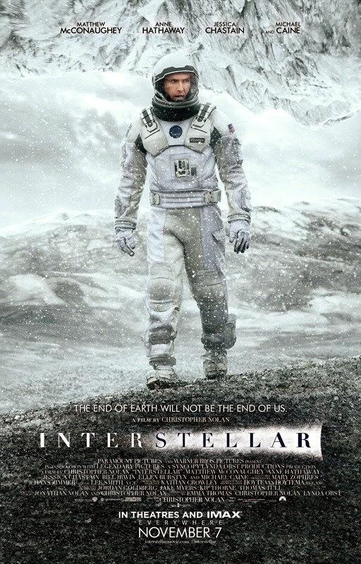 Interstellar - oczekiwania przed światową premierą filmu