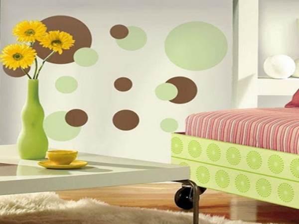 semoga 27 contoh desain wallpaper dinding kamar tidur
