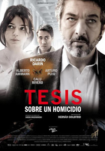 """Tsis sobre un homicidio"" Estreno 17 de Enero."