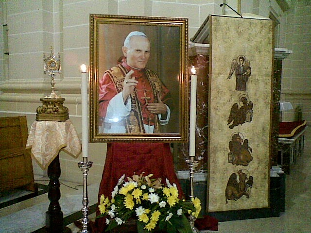 OCTOBER 22 - Memorial of Pope St John Paul II