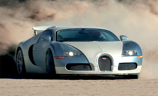veyron sports car