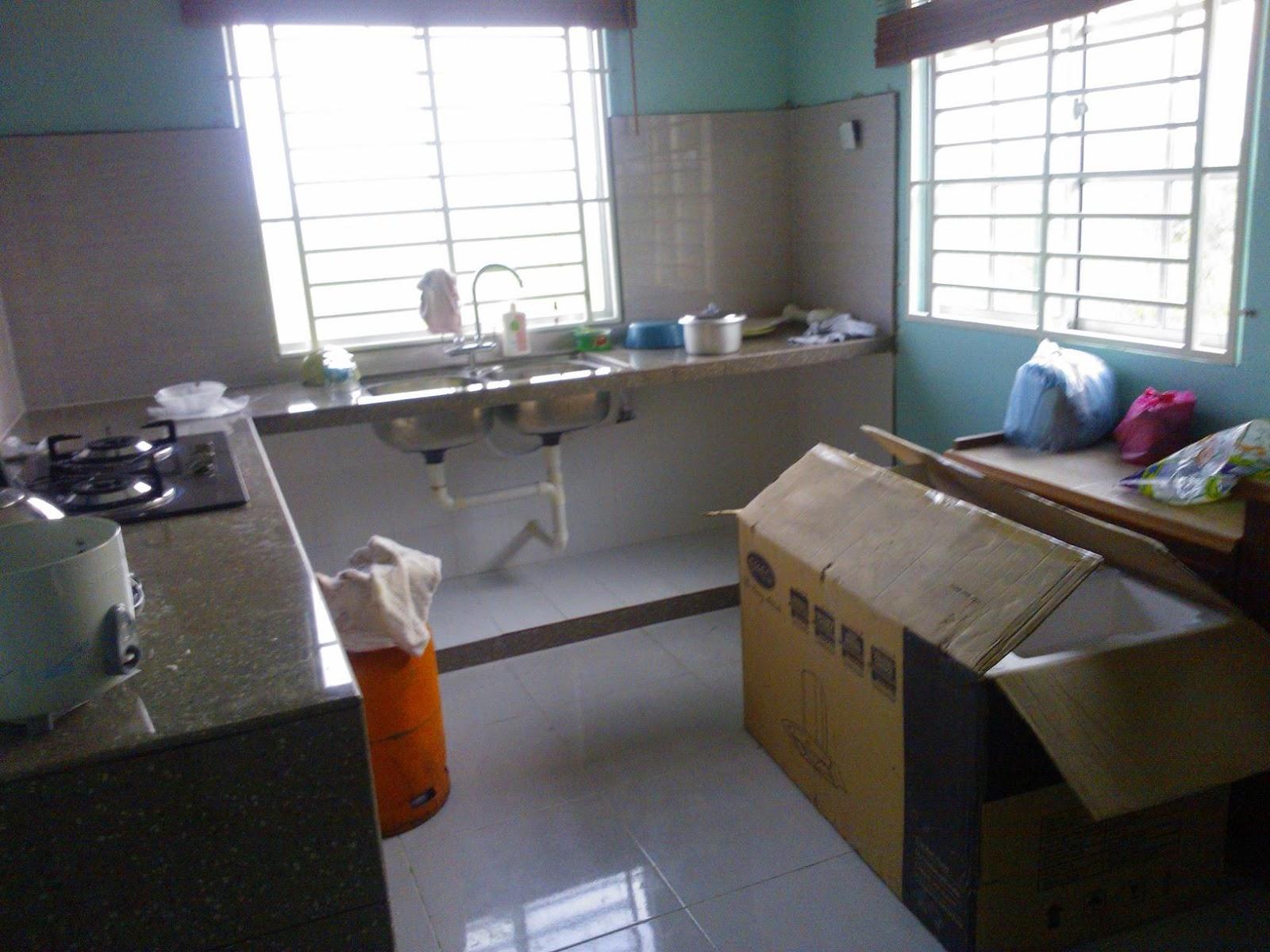 When ijun write kisah aku dan kabinet dapur for Buat kitchen set sendiri