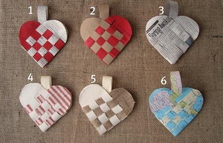 MuyVariado.com: Como Hacer un Corazón para San Valentin de Tela y ...