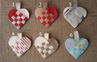Como Hacer un Corazón para San Valentin de Tela y Papel