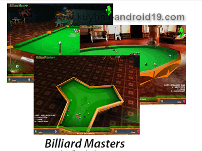 Game Billiard Master For PC