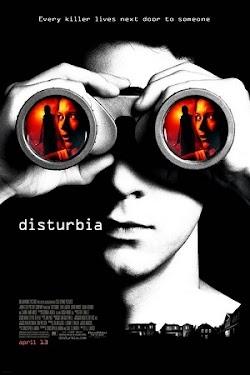 Tội Ác Sau Ô Cửa - Disturbia (2007) Poster