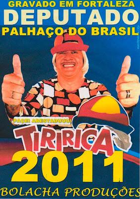 Tiririca - Ao Vivo em Fortaleza - DVDRip