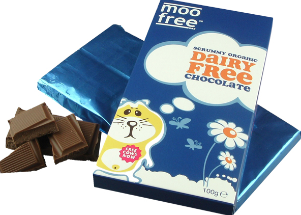 Moo Free Vegan Chocolate
