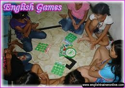 English Language Games