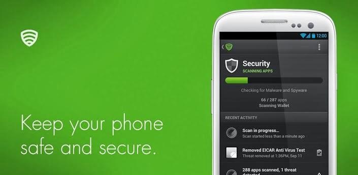 Free Antivirus Mobile apps