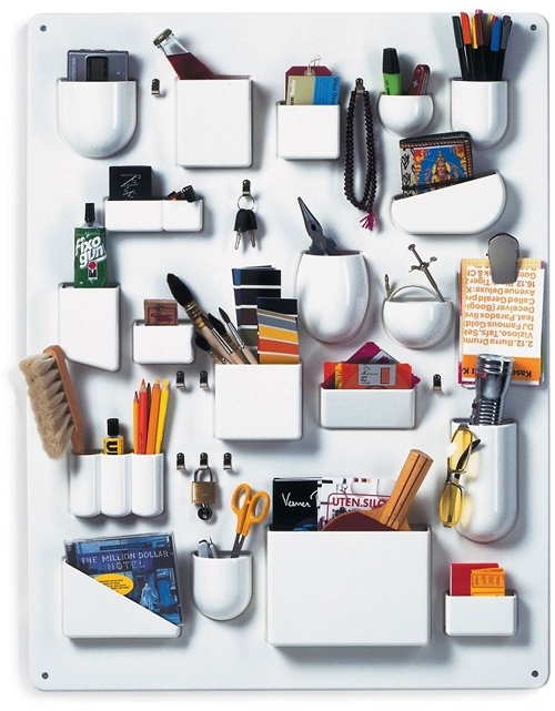 dorothee becker, wall mounted storage systems