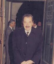 PTE. RAÚL R. ALFONSÍN