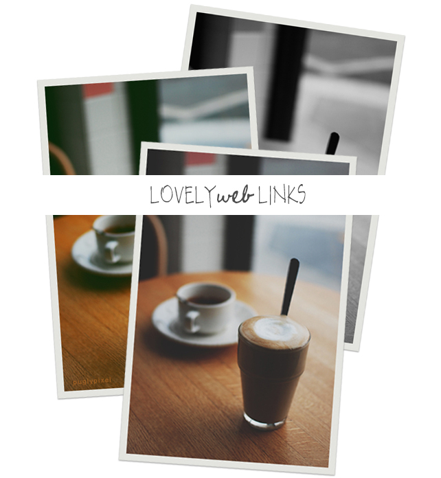 Lovely Web Links - VSCO iPhone App Via PuglyPixel