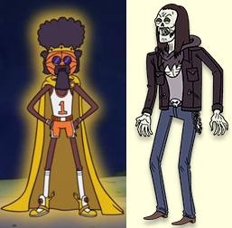 Regular Show: Master off Basketball and Death