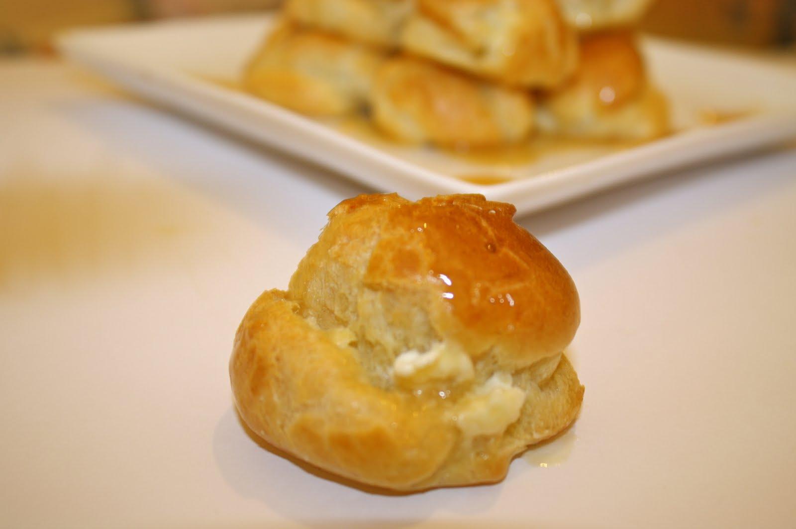 Chantilly Cream Sauce