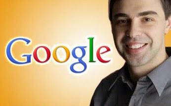 Sekilas Perjalanan Hidup Sang Pendiri Google Inc – Larry Page