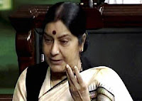 Appalled , Gang-rape, Delhi bus, Leader of Opposition, Lok Sabha, Sushma Swaraj, Capital punishment, Zero Hour, Mental trauma, Munirka, South Delhi,  Palam.