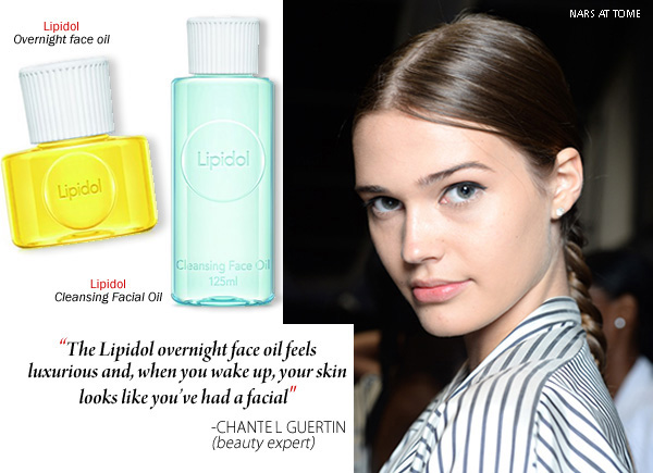 City STyle and Living magazine beauty oils chantel guertin