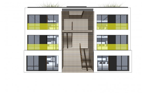 Multi unit home plans house plans home designs for Multi family condo plans