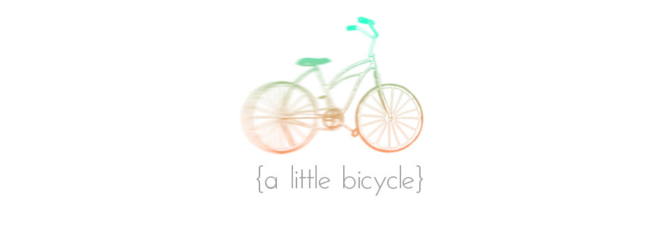 A Little Bicycle