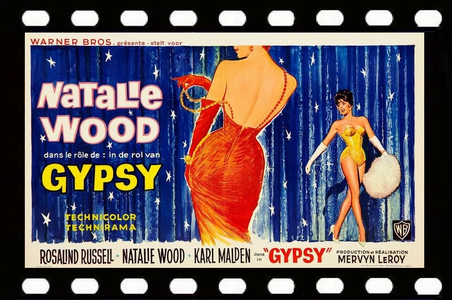 GYPSY (1962) WEB SITE