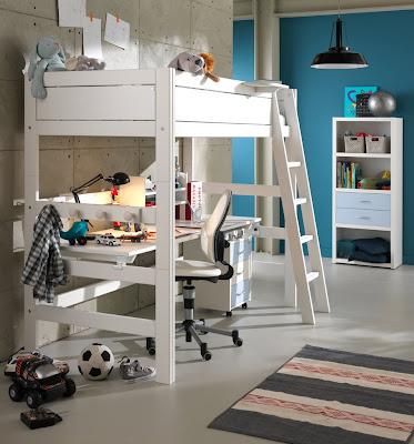 dormitorio pequeño para niños