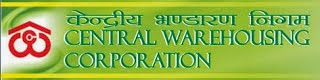 Central Warehousing Corporation Recruitment 2015