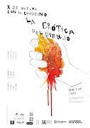 """X De vuelta con el Cuaderno, """" La Erótica del Dibujo"""""""