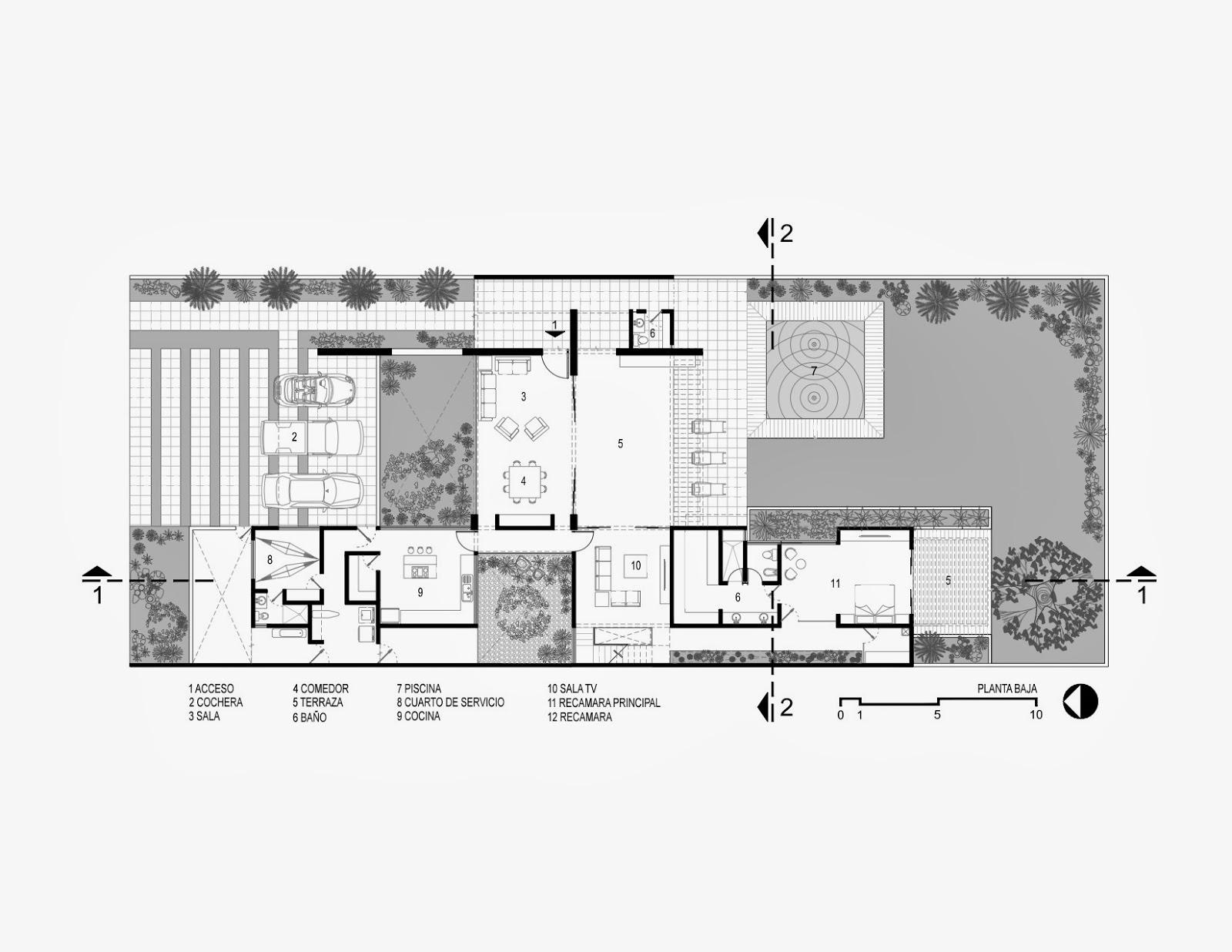 Apuntes revista digital de arquitectura proyecto for Plantas de arquitectura