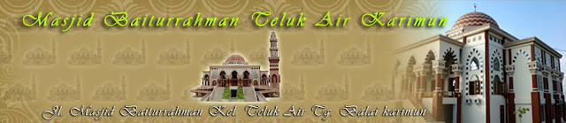 foto dan gambar Inilah Masjid Raya Baiturrahman Kabupaten Karimun oleh Kemenag Karimun