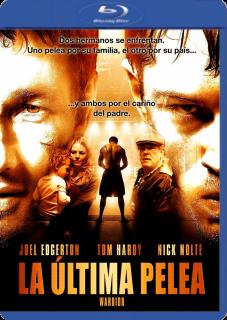 Carátula La última pelea película brrip latino
