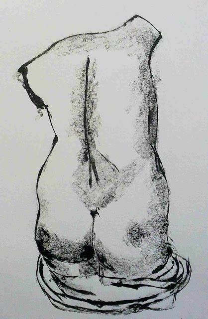 espalda de venus