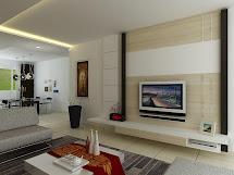 Feature Walls Living Room Design Ideas