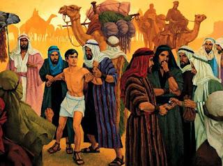 Por Quanto José Do Egito Foi Vendido?