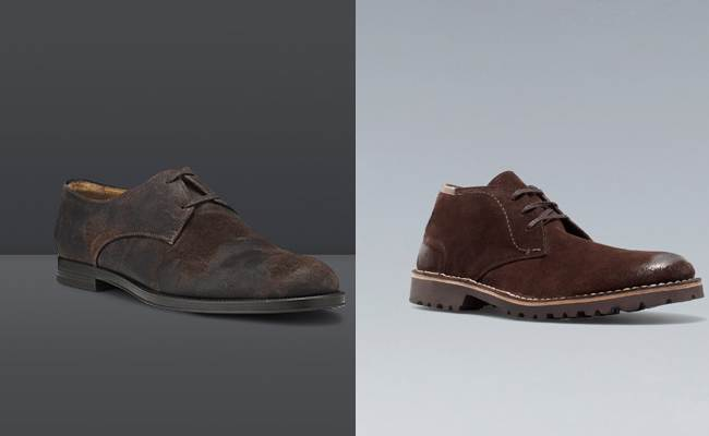 Shoes trends for men fall-winter 2012