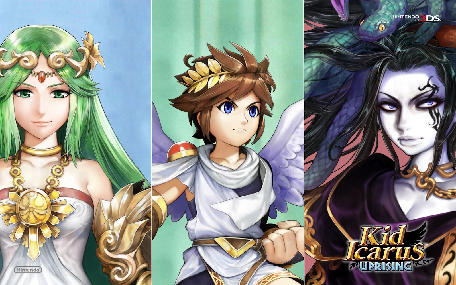 Kid Icarus HD & Widescreen Wallpaper 0.949974399122674