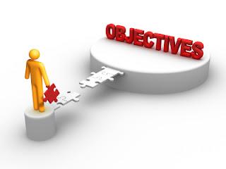 Objetivos y Referencias para CV en ingles