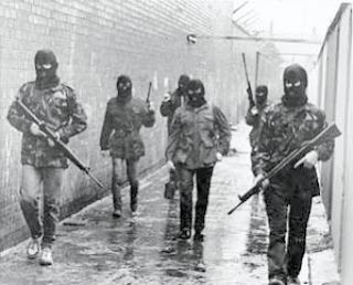 Provo IRA terrorist group