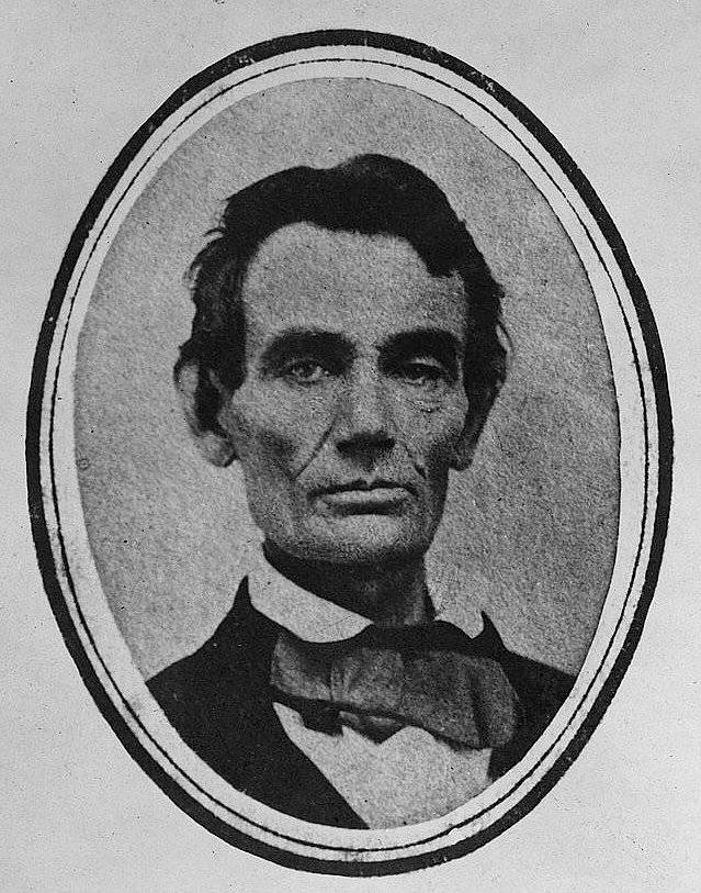 abraham lincoln and the american dream Lincoln speech on slavery and the american dream abraham lincoln's primary political focus was on economic issues.