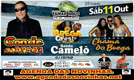 CLUBE TAMARINDUS - BREGA FEST.