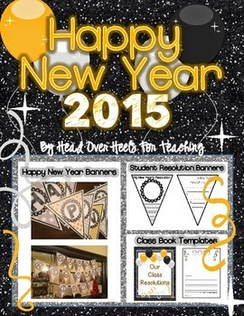 http://www.teacherspayteachers.com/Product/Happy-New-Year-Resolutions-Pack-Banner-Student-Banners-Class-Book-Templates-1034483