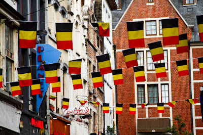 À Bruxelles (Belgique), by Guillermo Aldaya / PhotoConversa