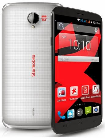 Starmobile UP, 5-inch IPS Quad Core For Php4,990