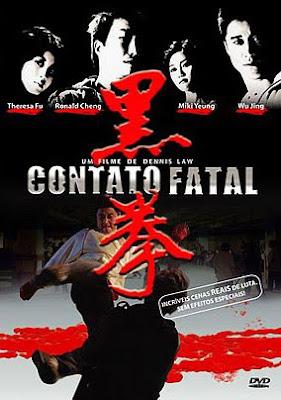 Filme Contato Fatal   Dublado