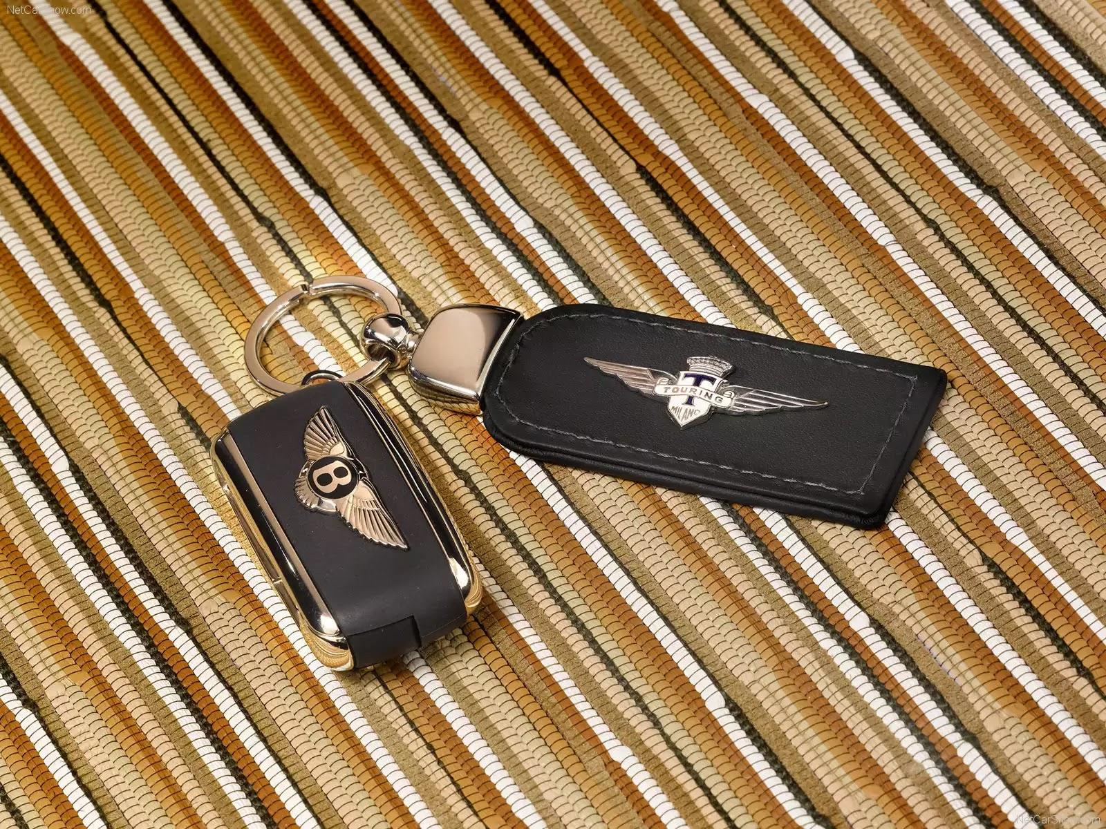 Hình ảnh xe ô tô Bentley Continental Flying Star 2010 & nội ngoại thất