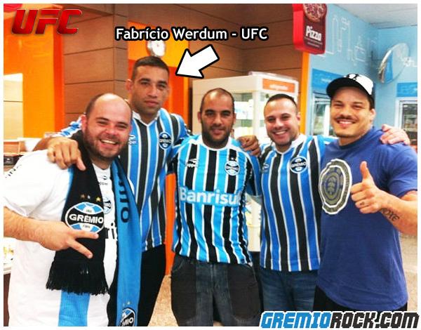 FABRÍCIO WERDUM DO OLÍMPICO AO UFC